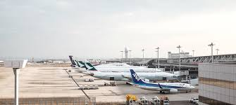 Kansai Airport Japan Sinking by About Us Kansai Airports