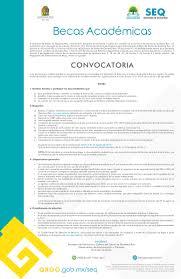 Becas Académicas 20172018 QRoogobmx