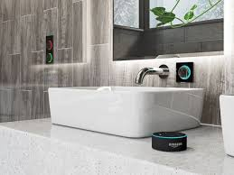 how to create a smart bathroom with the technology