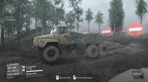 100 Mud Truck Video Any Editor Experts Know Why My Truck Floats Above Mud Spintires