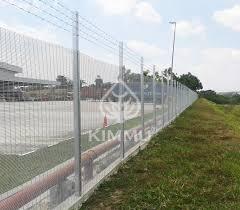 The Drawing Of Anti Climb Fence Installation Including Anti Climb Fencing Kimmu