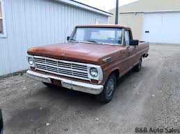 1969 Ford F100 For Sale #2195954 - Hemmings Motor News