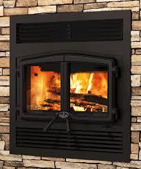 Osburn Stratford Wood Fireplace Traditional Faceplate Burning WoodsOsburn Matthews GIF