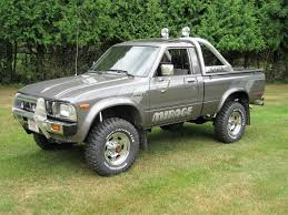 100 1983 Toyota Truck SR5 4x4 Pickup Mirage Limited Edition 4x4 Friday