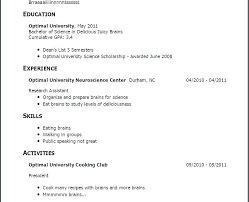 No Job Experience Resume Sample Student Resumes High School Samples With Work