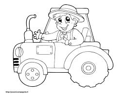Coloriage De Tracteur Claas À Coloriage Tracteur Claas Ecoloriages