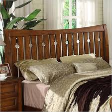 Queen Size Waterbed Headboards by Oak Headboard Queen Pertaining To Waterbed Magnolia Hb Or With