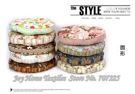 18 Inch Round Chair Cushions by Online Shop Round Chair Pad High Quality Printed Cushion Classic