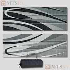 Reversible Patio Mat 8 X 16 by Patio Mats 075 8ft X 20ft Silver Gold Swirl Reversible Patio Mat