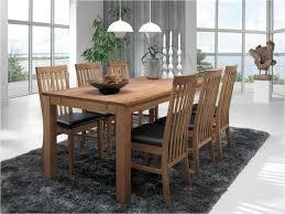 tischgruppe essgruppe tisch und sechs stühle esszimmer eiche geölt