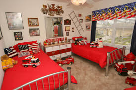Bed: Fire Engine Themed Bedroom Bedroom Decor Ideas And Designs Fire Truck Fireman Triptych Red Vintage Fire Truck 54x24 Original 77 Top Rated Interior Paint Check More Boys Foxy Image Of Themed Baby Nursery Room Great Images Race Car Best Home Design Bunk Bed Gotofine Led Lighted Vanity Mirror Bedroom Decor August 2018 20 Amazing Kids With Racing Cars Models Other Epic Picture Blue Kid Firetruck Wall Decal Childrens Sticker Wallums
