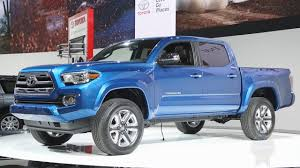 100 Kelley Blue Book Truck 2016 Toyota Tacoma Segment Leader Revamped VIDEO