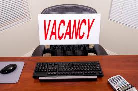 bureau d emploi bureau et signe d offre d emploi photo stock image du allumé