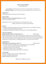 Internship Resume Examplesinternship Examples And Get Ideas To Create Your With The Best Way 3