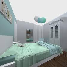 chambre bleu turquoise décoration chambre bleu turquoise 21 aulnay sous bois 17312135