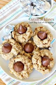 Pumpkin Spice Hershey Kisses Gluten Free by Oatmeal Kisses Can U0027t Stay Out Of The Kitchen