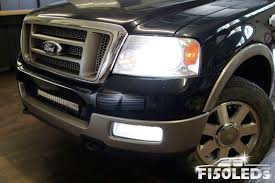 2004-08 CREE LED Head Light Kit - F150LEDs.com Best Led Headlight Bulbs Bestheadlightbulbscom 12016 F250 F350 Lighting F150 Brings Tech To Trucks Lamarque Ford New Orleans Kenner 0911 Hyundai Genesis4dr Dualcolor Halo Rings Head Fog Lights Penske Installing Trucklite Headlights On 5000 Rental Semi Combo H4 Redline Lumtronix 7 Inch Round White Anzo Hid 2015 Silverado Youtube Making Daylight Custom Headlights Volkswagen Amarok Bi Xenon Ultimate Left Right Vw 0713 Gmc Sierrard