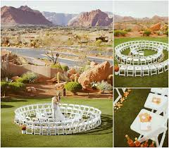Backyard Wedding Ceremony Ideas Modest With Picture Of Plans Free New At Gallery