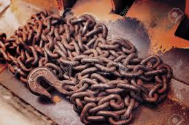 100 Truck Chains On Old Stock Photo Picture And Royalty Free Image