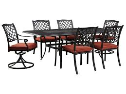 Ashley Signature Design TanglevaleOutdoor Dining Table Set