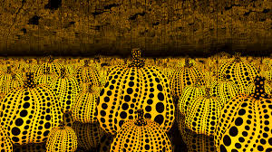 Pumpkin Patches Around Fort Worth Tx by Dallas Museum Of Art Reveals Kusama U0027s Sublime Pumpkin Patch And