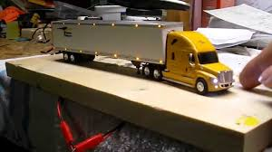 HO Trains 1/87 Lighted Tonkin Tractor & Trailer - YouTube Ho 187 Tonkin Prostar Sleeper Trailer Truck Frito Lay Custom Highway Replicas Replica Vehicles Stater Bros Track And 153 Scale Collectors Weekly Trucks N Stuff Youtube Big Rigs Dcp Post Them Up Page 3 Hobbytalk Sd Series 1 Set Of Lil Toys 4 Boys Speccast 2 55 Best Freightliner Images On Pinterest Cat 150 Scale 988k Wheel Loader Tr10001 Catmodelscom Red Diecast Collection Sword Twh Wsi Norscot Berrand Pazzan 164 Old Motor Facebook Peterbilt 579 With 63