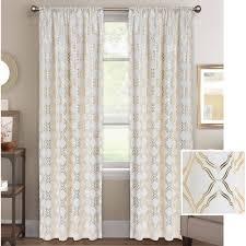 Walmart Mainstays Curtain Rod by Bedroom Curtains Walmart Best Home Design Ideas Stylesyllabus Us
