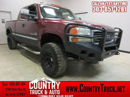 100 Weld County Garage Truck City GMC Sierra 2500 S For Sale In Arvada CO 80002 Autotrader