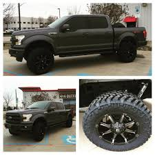 2015 Ford F-150 With A BDS 6