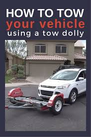 100 Truck Tow Dolly How To Load A Car Onto A VIDEO Moving Insider