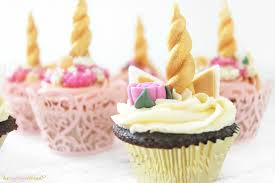 Spectrum Collections Are All About Magic Mermaids And Things Magical I Decided To Create Some Special Unicorn Cupcakes