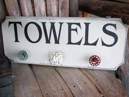 Diy Pallet Towel Rack Ideas