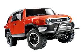 Amazon.com: Tamiya CC01 RC Toyota FJ Cruiser Vehicle: Toys & Games