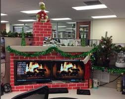 Office Christmas Decoration Ideas Funny by 25 Unique Christmas Cubicle Decorations Ideas On Pinterest