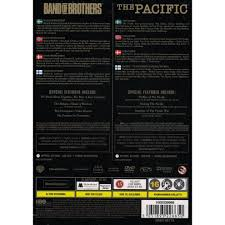 100 Dessa Dutch Band Of Brothers The Pacific DVD Box Set Import Region 2 On OnBuy