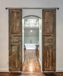 Double Sliding Barn Doors