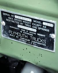 100 1937 Plymouth Truck For Sale Rams Reclusive Relative PT50 Hemmings Daily