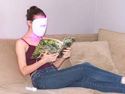 REVIEW Neutrogena Light Therapy Acne Mask