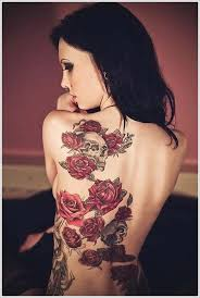 From Girls To Old Ladies Rose Tattoos Are Cherished By All It Can Be A Small Tattoo On The Underwear Line Or Big That Covers Entire