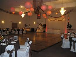 Ceiling Decorations For Dance Floor