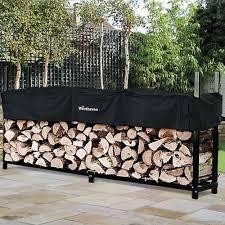 Importance Outdoor Firewood Rack — Home Design Ideas