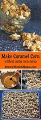 Pumpkin Seed Brittle Alton Brown by Make Caramel Corn Without Corn Syrup Brown Thumb Mama