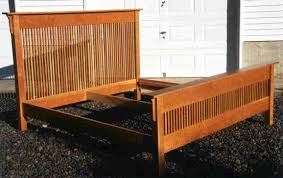 Spindle Headboard And Footboard by Beds