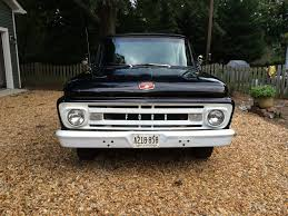 1961 Ford F100 SWB Stepside - Ford Truck Enthusiasts Forums | F100 ... 1961 Fordtruck 12 61ft2048d Desert Valley Auto Parts The New Heavyduty Ford Trucks Click Americana F100 Swb Stepside Truck Enthusiasts Forums F 100 61ftnvdwd Pro Usa Volante Fairlane Falcon Steering Super Rare F250 4x4 V8 Runs And Drives 12500 1960 Thunderbird Not A Stock Color But It Is 1959 Flickr Wiring Diagrams Fordificationinfo 6166 Cventional Models Sales Brochure F350 Flat Bed Dually Antique Ford Trucks Sarah Kellner 2016 Detroit Autorama