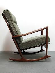 Amazing Rocking Chair Design Ideas – Brown Laminated Wooden Genuine ... Mid Century Upholstered Rocking Chair Revolutionhr Fniture Beautiful For Home Baxton Studio Bethany Contemporary Gray Fabric Wayfair Custom Upholstery Marlowe Danish Modern Teak At 1stdibs American Style Covered In Modern Fabric Lovely Arms Royals Courage Comfy And Costway Retro Senarai Harga Comfortable Relax Gliders Lounger Cotton White Everyone Luxury Chair Nursery Chairs Bunny Clyde