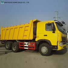 100 20 Trucks High Quality Used Howo Dump Truck Cubic Meter Used Howo 6x4 Dump