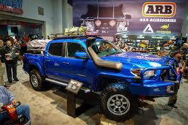 Toughen Up Your Tacoma For An Off-road Beating With ARB's New Range ... 2018 Toyota Tacoma Trd Sport 5 Things You Need To Know Video About Battle Armor Heavy Duty Truck Accsories Designs Rci Metalworks 0519 Bed Rack Tobedrack 69500 Pure 2012 Picture 26 Of 28 Ledpartsnow 052015 Led Interior Lights Toyota Tacoma Accsories Youtube Tac Predator Mesh Version Modular Bull Bar For 62018 Bushwacker Pocket Style Fender Flares 22015 Toyota Tacoma Offroad 4x4 Decals Emblem Size Car On Fuel 1piece Boost D534 Wheels California Grille Inserts Parts And 2005current Apex Allpro Off Road