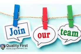 Quality First Home Improvement Job Fair