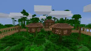 Staggering 15 Minecraft Jungle House Blueprints Cool Tree Houses In Inspiration Decor 193 Design Ideas