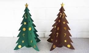 Arts And Crafts Christmas Trees